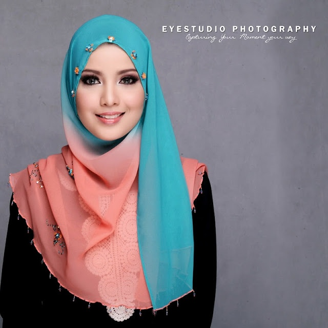 Aizul | Marcello: Photoshoot Hijab with Radiusite!