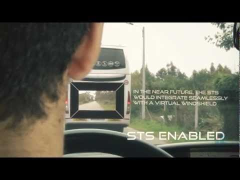 See-Through System: an overtaking assistance system