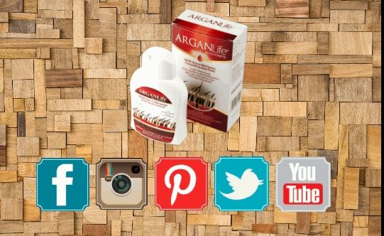 Follow on our social media account. #youtube #instagram #twitter #arganlife