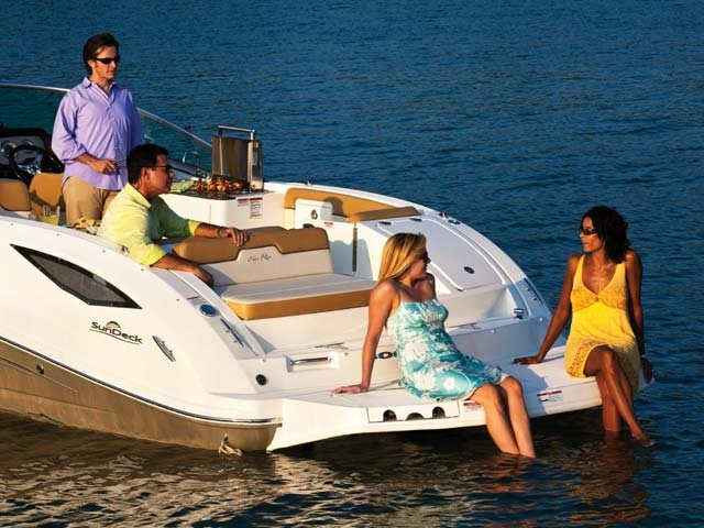 Searay 30 Foot Open Bow Boat