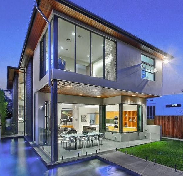 House Design Modern Architecture Residential House Design House