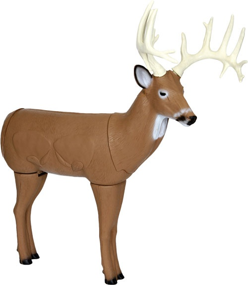 It's a fake deer for some real target practice. New Bowhunting Gear for 2013 - Petersen's Bowhunting