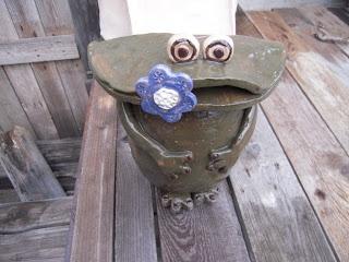 Keramika,zahrada,domov
