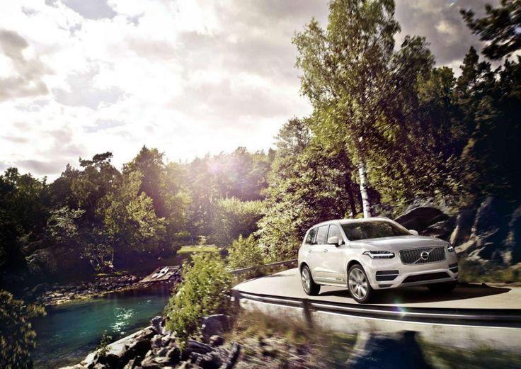 New Volvo XC90 2015