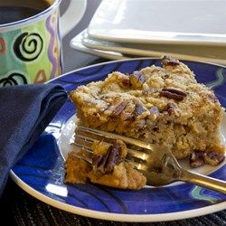 Pumpkin Dump Cake - Allrecipes.com Tried this one. Good. Make half a batch, it makes too much.