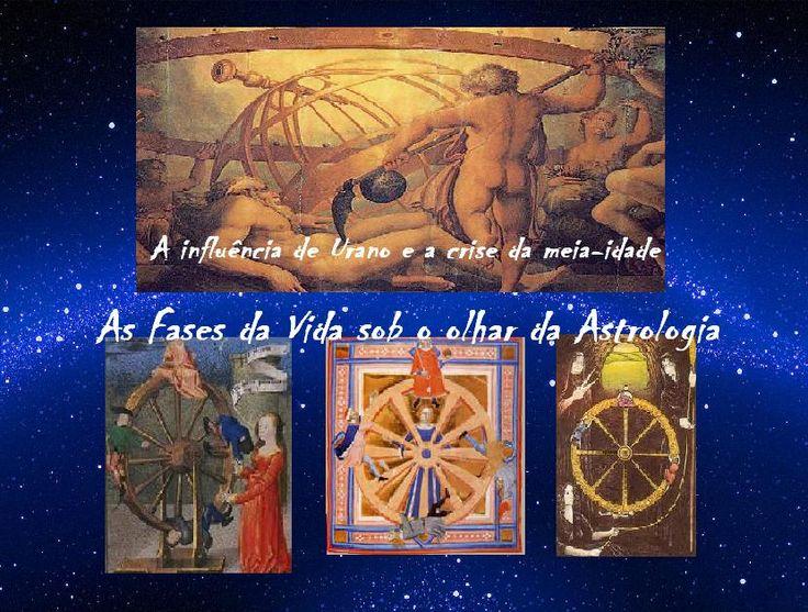 A influência de Urano e a Crise da meia-idade – As Fases da Vida sob o olhar da Astrologia