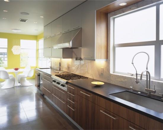 Best Modern Mid Century Inspired Kitchen Inspiring Designs 400 x 300