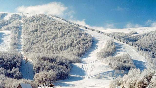 Naoussa (3-5 Pigadia - Ski Center)