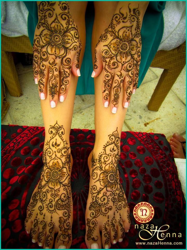 Modern Bridal Mehndi Designs : Modern bridal mehndi design makedes