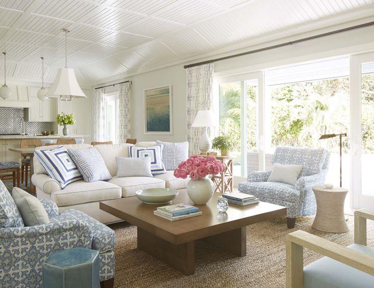 Coastal Living Room By Andrew Howard