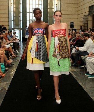 paper, fashion, show, runway, korean, hanji, jeon, yang-bae, seattle, asian, art, museum, wearable, tradition
