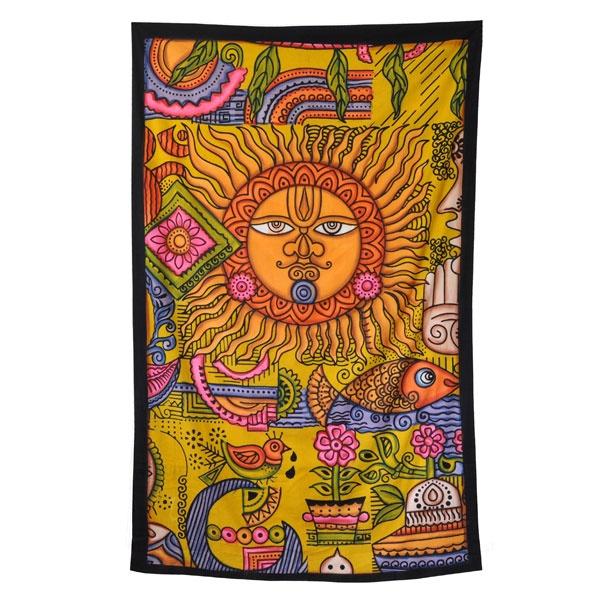 Sun Tapestry.   Future Space   Pinterest