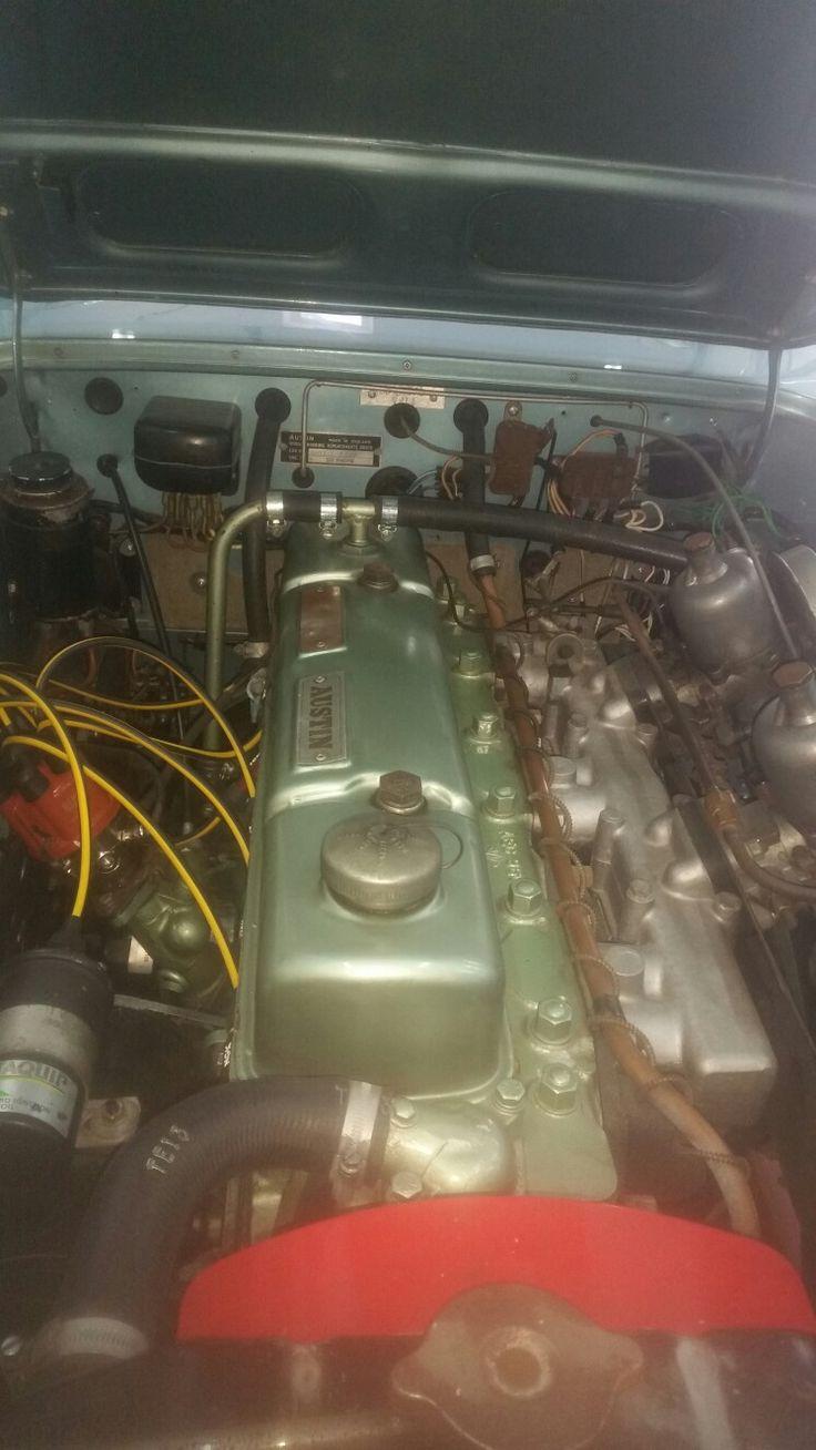 3 litre c series engine