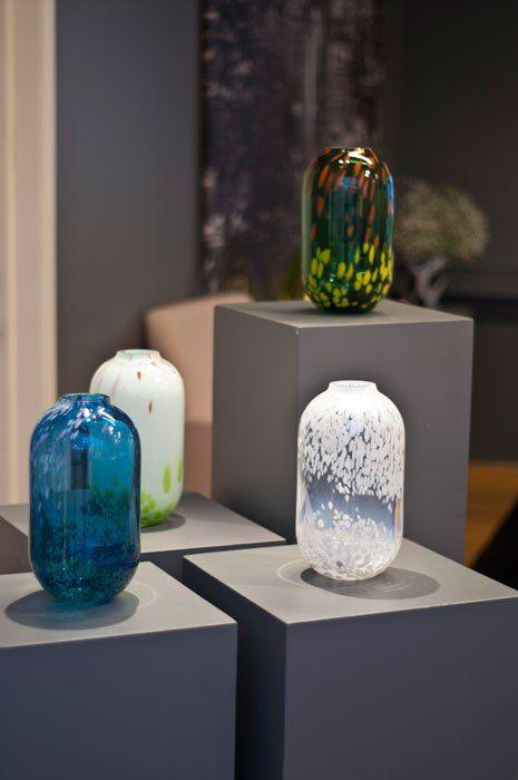 Seasons er en vakker vase inspirert av årstidene. Designet av Kristine Five Melvær.