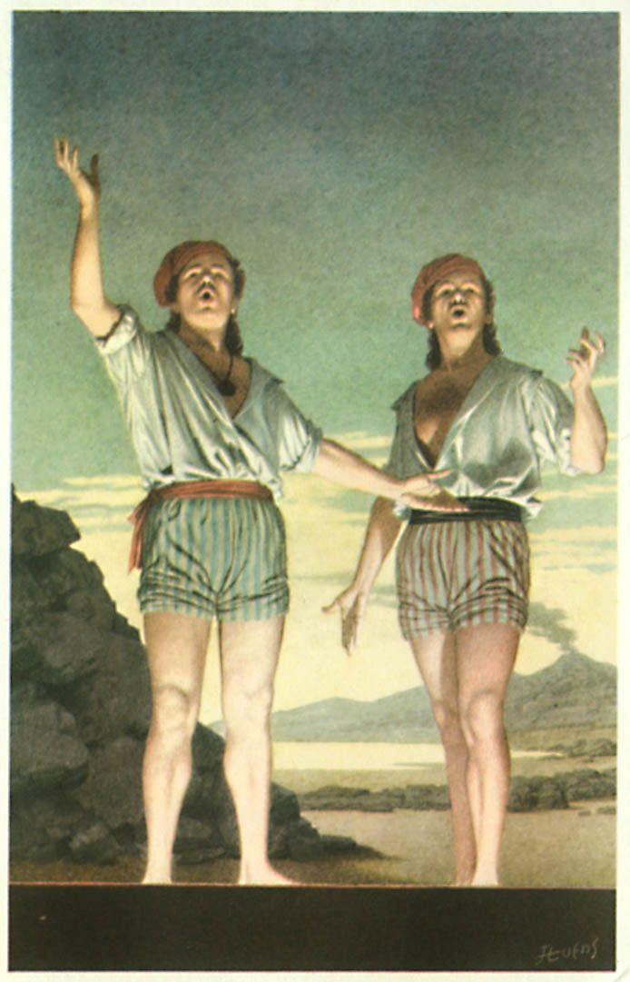 """Woensdag, 25 augustus 1830, had in de Muntschouwburg te Brussel de opvoering plaats van """"De Stomme van Portici"""". Bij het duo """"Amour sacré de la patrie, rends-nous l'audace et la fierté"""