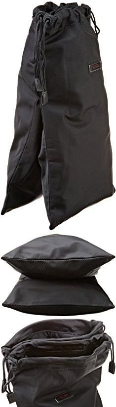 Tumi Bags Amazon. Tumi Luggage Shoe Bag Set, Black, Medium.  #tumi #bags #amazon #tumibags #bagsamazon