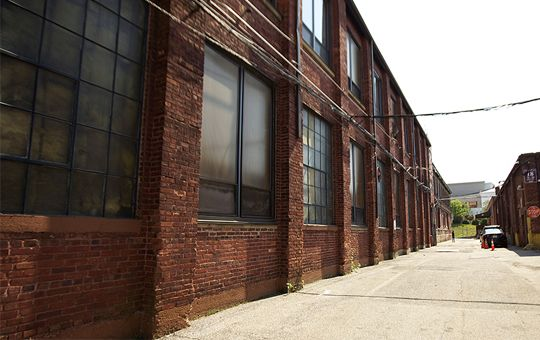 Old Warehouse Exterior Google Search Industrial