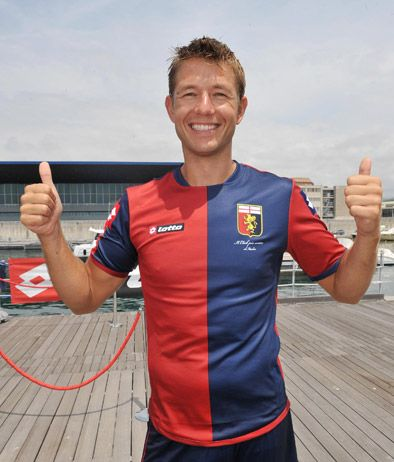 Genoa CFC Home Shirt 2012-2013