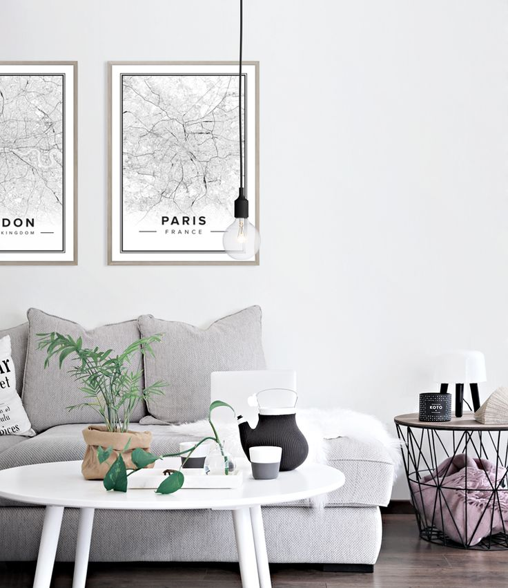 I need a little Mapiful Melbourne map for my new home