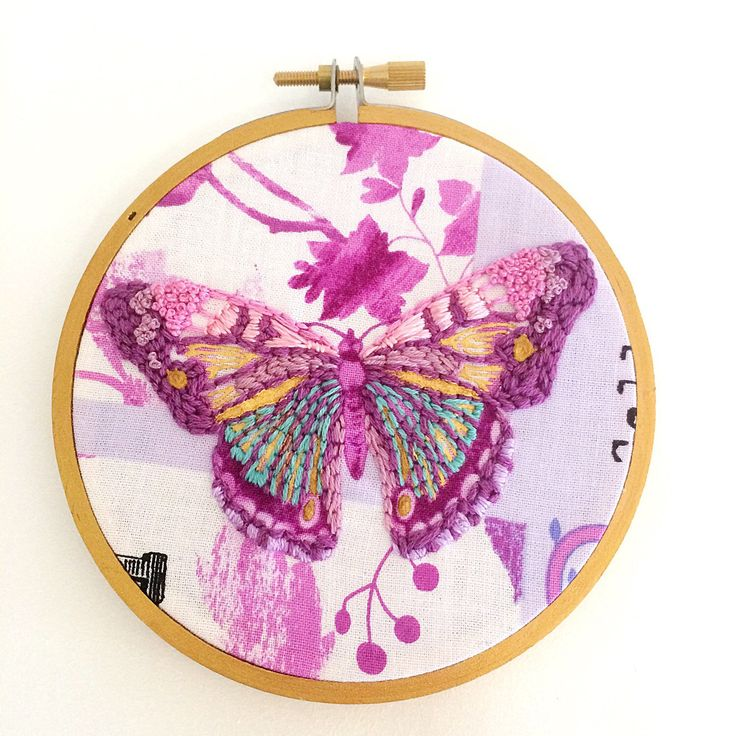 First butterfly hoop has been added to the shop.