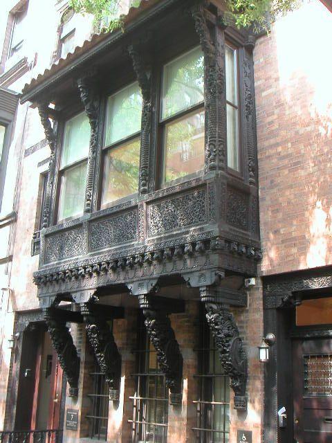 Lockwood DeForest House, Greenwich Village