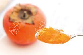 memelada de caqui persimon