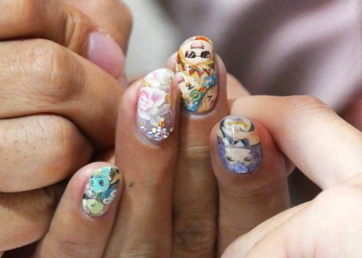 13 best The Hottest #Nail Trends Coming Out of #Tokyo images on ...