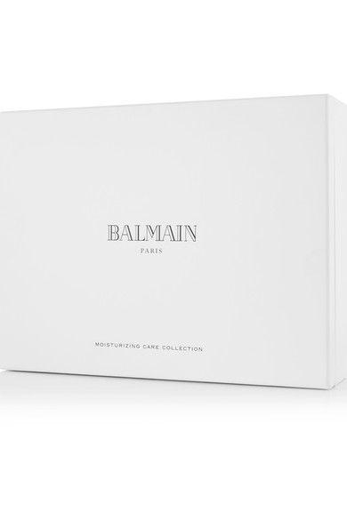 Balmain Paris Hair Couture - Moisturizing Care Set - one size