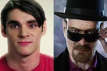 """Walt Jr. From """"Breaking Bad"""" Wishes His Dad, Walter White, A Happy Father's Day"""