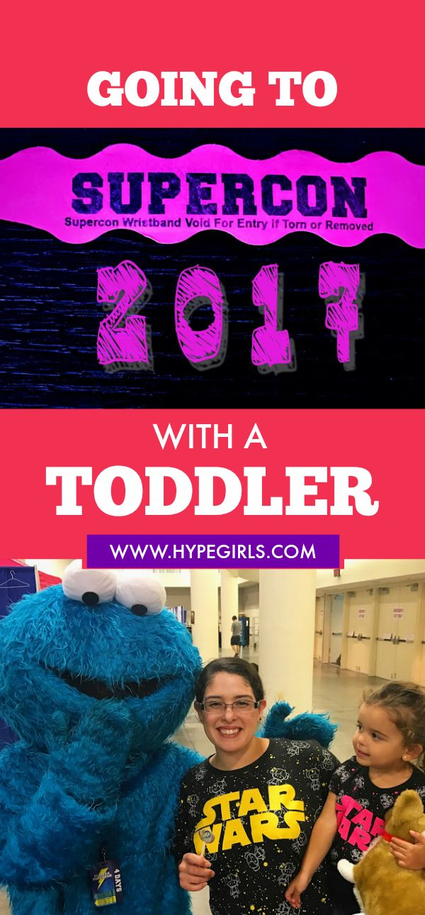 SuperCon with a Toddler! SuperCon | ComicCon | Comics | Toddler | Parenting | Motherhood | Traveling with Kids | 2017 | Millennial Mom | MomSoHYPE | Ellen Writer | Miami Mom | Miami Mom Bloggers | HypeGirls