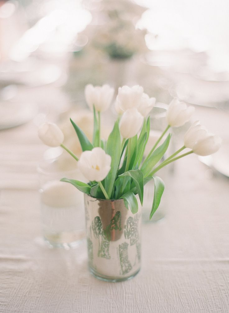 #tulips | Photography: www.lexiafrank.com: Mercury Glasses, Lexiafrankcom Reading, Tulip Centerpieces, Flowers Pictures, Centerpieces Photography, Frank Photography, Lexiafrank Com Reading, Lexia Frank, White Tulip
