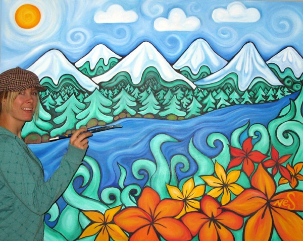 Vanessa Stark - Whistler Artist
