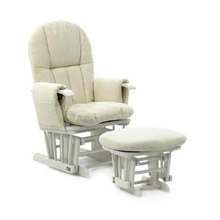 Кресло для кормления Tutti Bambini DAISY GC35 White текстиль крем  — 24600р.  Это кресло создано для того, чтобы мама новорождённого могла кормить своего малыша в идеальных условиях. Его форма с упругим сидением, мягкие подлокотники, на которые так удобно опираться, когда на руках ребёнок, и подставка для ног выполнены так, чтобы кормящая мама получила возможность полностью расслабиться и почувствовать единение с ребёнком каждой клеточкой своего тела. По бокам, прямо под руками - два…