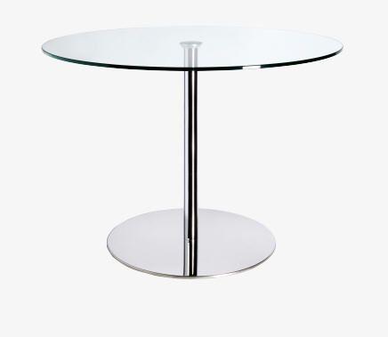 Table habitat achat courbe table de salle manger en - Table en pin pas cher ...