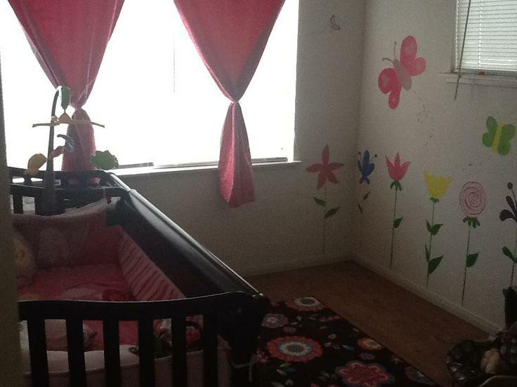 decoracion cuarto de niña 2