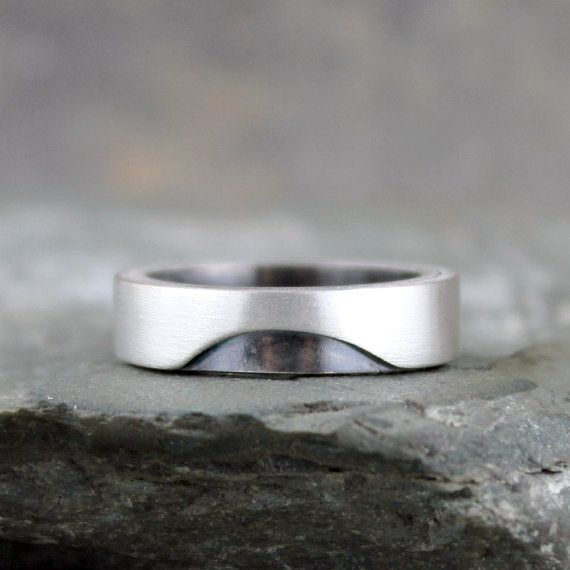 Modern Men s Wedding Band   Sterling Silver   Matte Finish   Commitment  Rings   Men s or Ladies   Made in Canada   Geometric Cut Out DesignBest 25  Modern mens wedding bands ideas on Pinterest   Men  . Modern Mens Wedding Band. Home Design Ideas