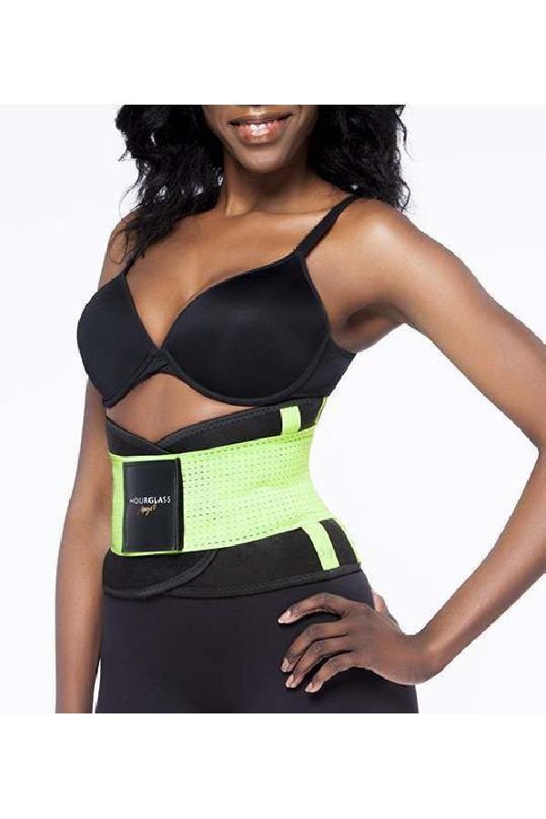 02a1bf1b29 Custom Made Trendy Plus Size Latex Workout Band Curve Creator Shape Wear