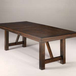 Square Extension Kitchen Table
