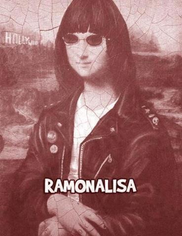 """""""'Lisa is a punk rocker, 'Lisa is...."""""""