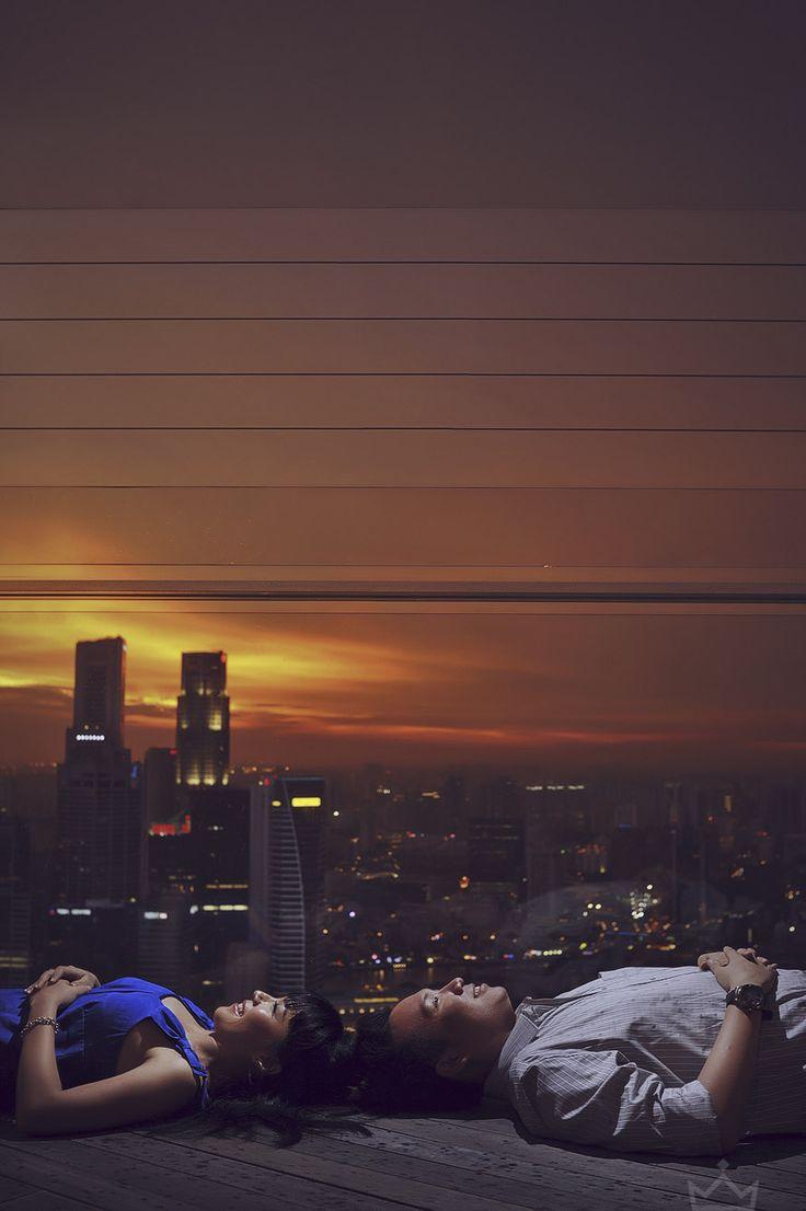 SINGAPORE PREWEDDING » THEUPPERMOST PHOTOGRAPHY
