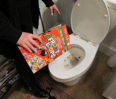 """""""How To Potty Train A Boy In A Day"""" Really! One funny story. (But it worked!) Read it and more on family humor blog, FlunkingFamily.com"""