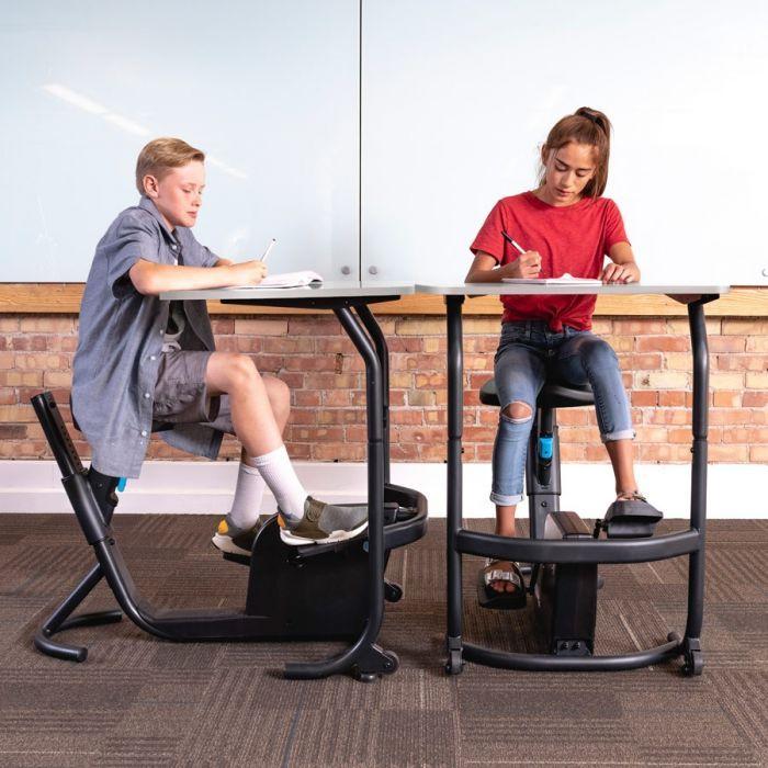 Unity Junior Pedal Desk Traditional Desk Desk Standing Work Station