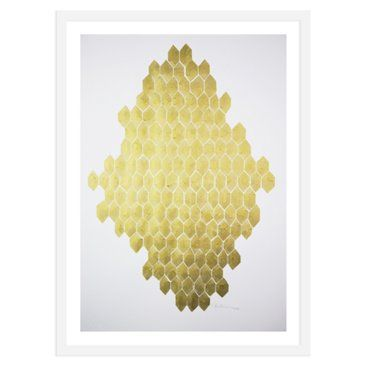 Check out this item at One Kings Lane! Kate Roebuck, Golden Honey