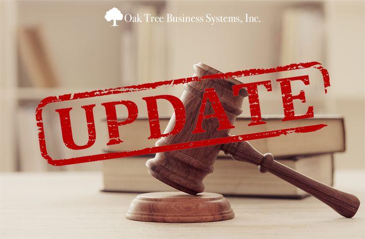 Possible Upcoming Regulatory Changes Oak Tree Business Systems, Inc. #RegulatoryChanges #Compliance #CreditUnions #OakTreeBiz #CompliantForms #Advantage #CU