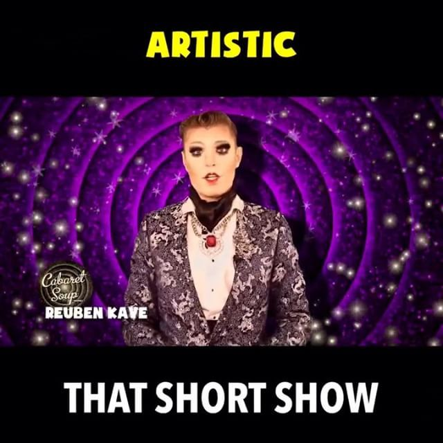 For Spring 2017 comes 'Best Of London Drag Queens' in the BOLD QUEENS CARTOON & SKETCHY SHOWS plus other brand new outrageous comedy entertainment series until then, a look back at THAT SHORT SHOW & ARTISTIC  www.youtube.com/cabaretsoup  #drag #gay #gayboy #qwerrrk  #london #clown #artist #artistic #joke #videos #fast #comedy #skit #lgbt #gag #comethrough #video #thatshortshow #cabaret #leftofcenter