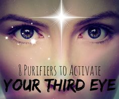 Wondering why you can't access your Third Eye? You may need to detox it! We've found 8 ways to purify your pineal gland from calcification so you can start lucid dreaming, aura viewing, and manipulating energy in earnest!