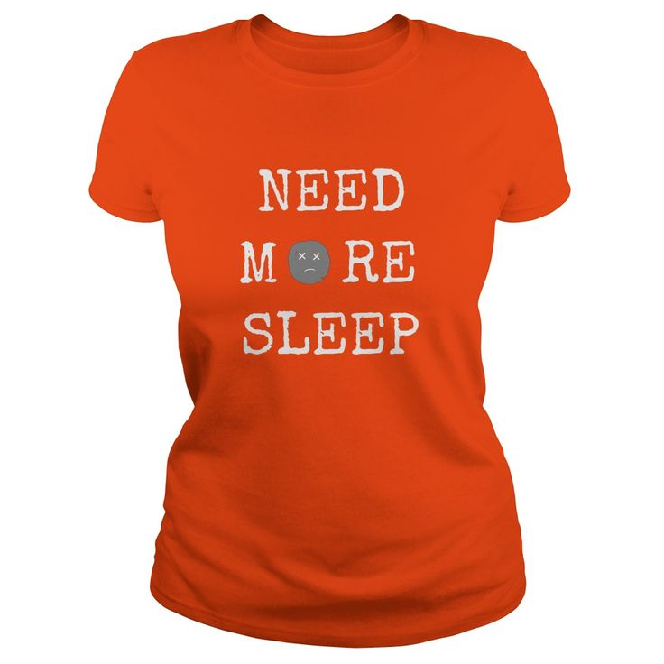 Need more sleep! With sad emoji face, funny shirt design, stylish apparel, humorous tee, insomniac - Available in various styles - #shirts, #hoodies, #vneck #tee, #longsleeve, #sweater shirts for #girls, #kids, #men #apparel versions at #sunfrog