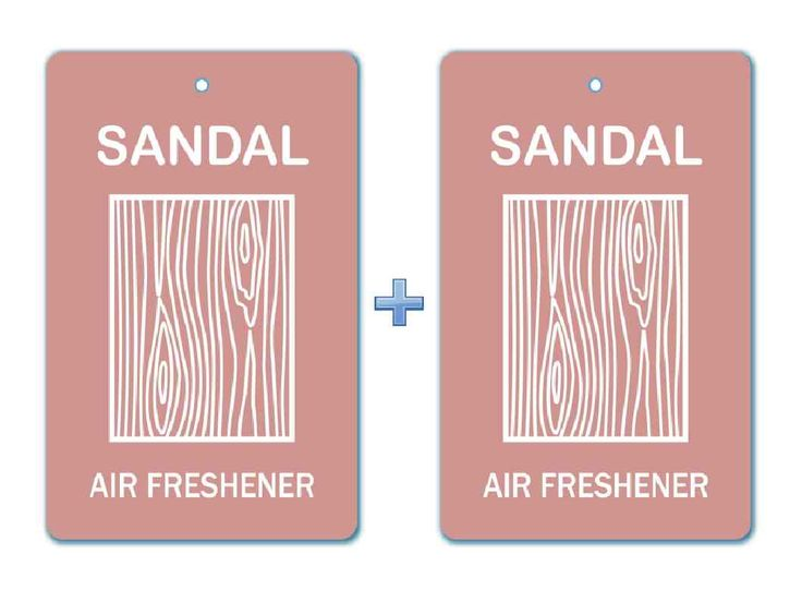 best air freshener for office. Sandalwood Air Freshener Paper Hanging Bar (Pack Of Car-Home-Office Natural Pocket Deodorizer Best For Office