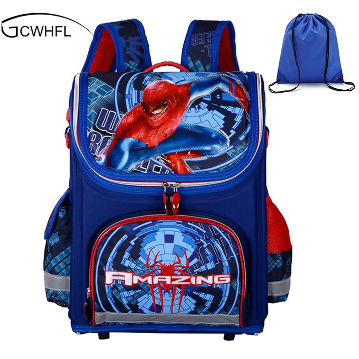New Children Various Spiderman Backpack -  Fashion Backpacks //Price: $48.26 & FREE Shipping //     #marvel