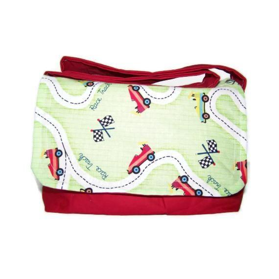 $25.00 Car Carrier Messenger Bag by With2LittlePeas on Handmade Australia